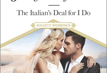 The Italian's Deal For I Do by Jennifer Hayward #Review