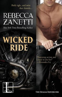 Wicked Ride by Rebecca Zanetti #Review
