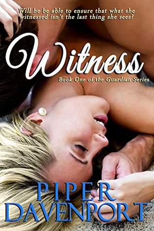 Witness by Piper Davenport #Review #AfternoonDelight