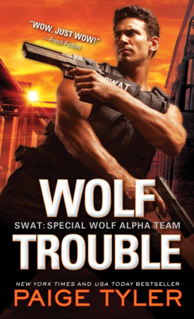 Wolf Trouble by Paige Tyler #Review