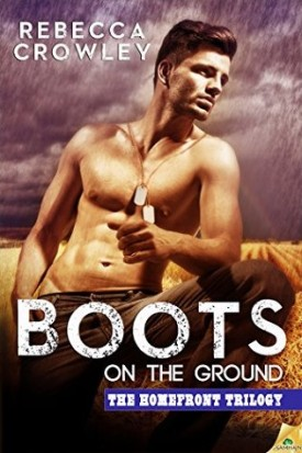 Boots on the Ground by Rebecca Crowley #Review