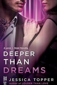 Deeper than Dreams by Jessica Topper