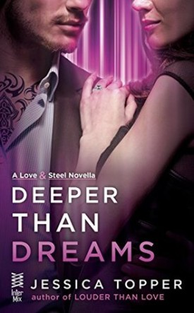 Deeper Than Dreams by Jessica Topper #Review #AfternoonDelight