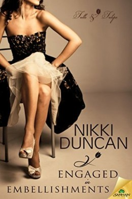 Engaged in Embellishments by Nikki Duncan