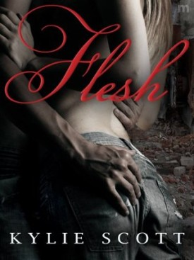 My First Zombie Apocalypse Romance! Flesh by Kylie Scott #Review
