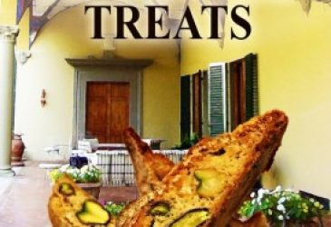 Rosalina's Treasured Treats by Kendall Talbot #Review #AfternoonDelight