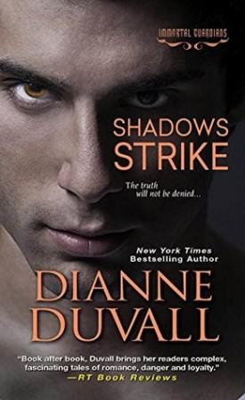 Shadows Strike by Dianne Duvall