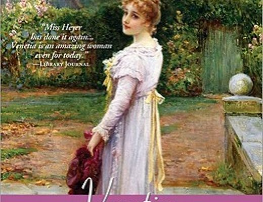 Venetia by Georgette Heyer (unabridged), Narrated by Phyllida Nash #Review