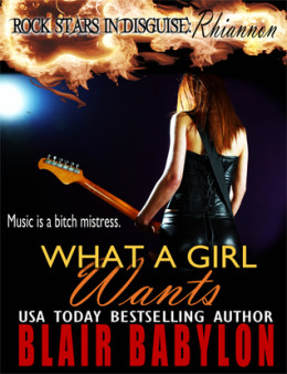 What a Girl Wants: Rhiannon by Blair C. Babylon
