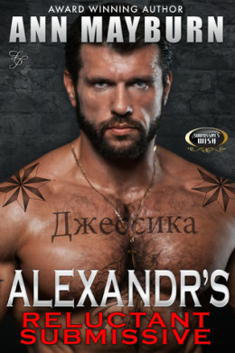 Alexandr's Reluctant Submissive by Ann Mayburn #Review
