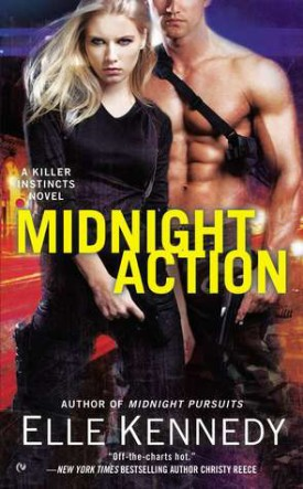 Midnight Action by Elle Kennedy #Review
