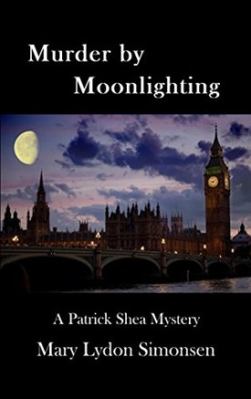 Murder by Moonlighting by Mary Lydon Simonsen #Review #Giveaway