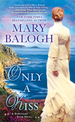 Only a Kiss by Mary Balogh #Review