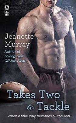 Takes Two to Tackle by Jeanette Murray #Review
