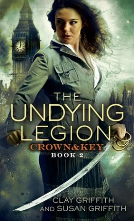 Delighted by the Series: The Crown & Key Series by Clay and Susan Griffths