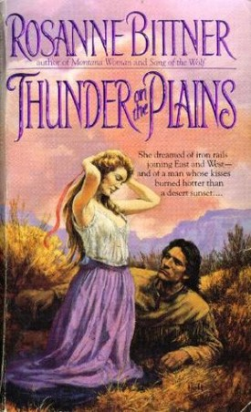Thunder on the Plains by Rosanne Bittner #Review