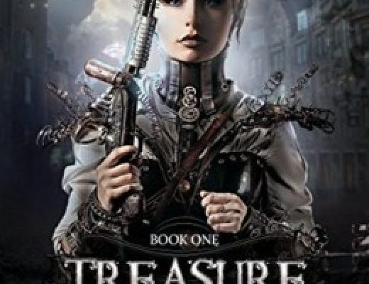 Treasure, Darkly by Jordan Elizabeth #YoursAffectionately #Review