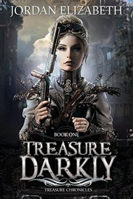 Treasure, Darkly by Jordan Elizabeth