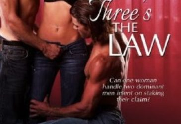 Two's a Couple, Three's the Law by Eve Langlais