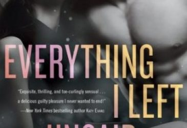 Everything I Left Unsaid by Molly O'Keefe