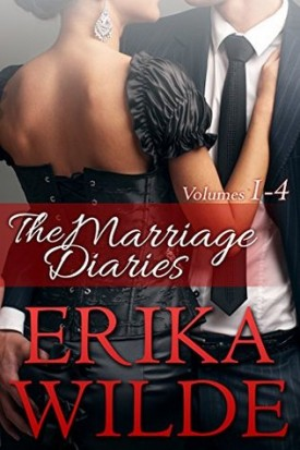 The Marriage Diaries by Erika Wilde #Review