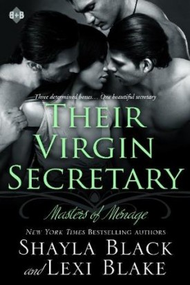 Their Virgin Secretary by Lexi Blake, Shayla Black