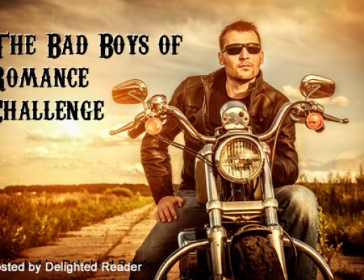 The Bad Boys of Romance Reading Challenge 2016 Sign Up