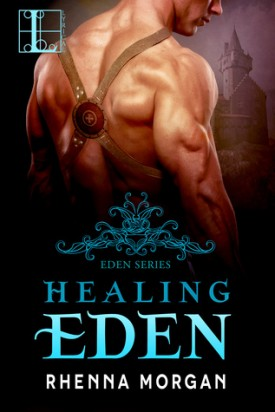 Healing Eden by Rhenna Morgan #Review