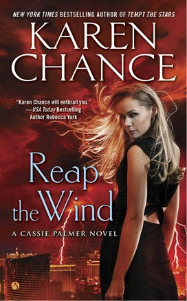 Reap the Wind by Karen Chance #Review