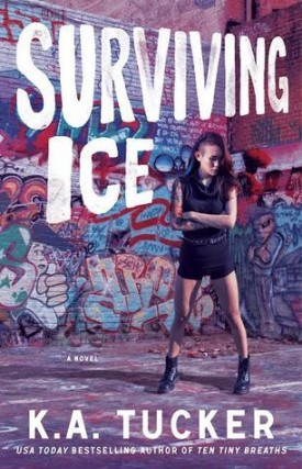 Surviving Ice by K.A. Tucker #Review