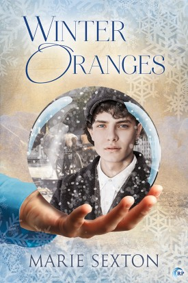 Winter Oranges by Marie Sexton #Review