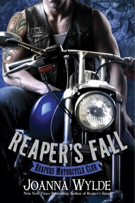 Reaper's Fall by Joanna Wylde #Review
