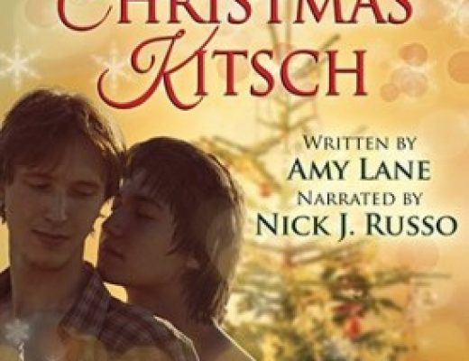Christmas Kitsch by Amy Lane, Narrated by Nick J. Russo #Review #HolidayDelight