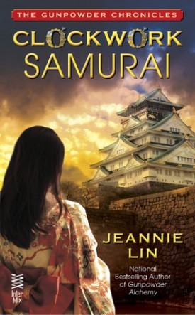 Clockwork Samurai by Jeannie Lin #Review