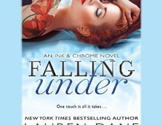 Falling Under by Lauren Dane #AudioBookReview
