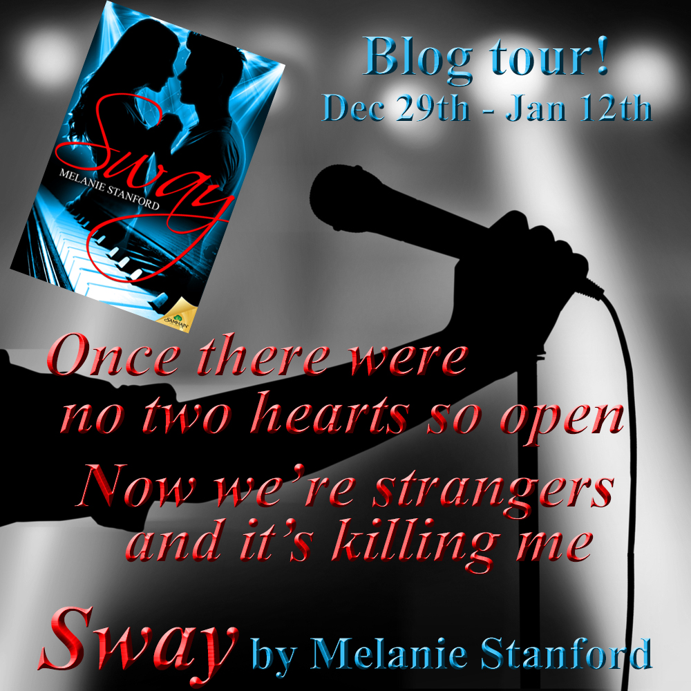 Guest Author: Melanie Standford - Sway Book Tour