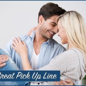 Sign Up! The Great Pick Up Line!