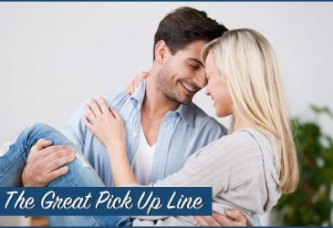 The Great Pick Up Line – Quote Me On This! Blogger Edition