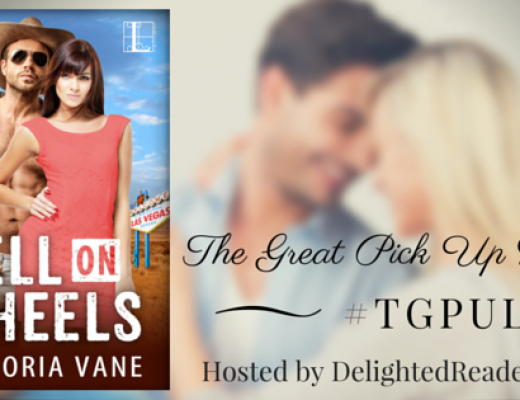 #TGPUL with Victoria Vane – Hell on Heels #Giveaway