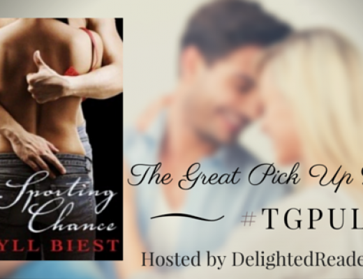 #TGPUL with Rhyll Biest – A Sporting Chance #Giveaway