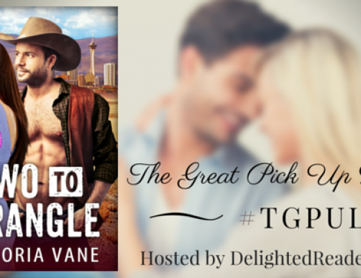 #TGPUL with Victoria Vane – Two To Wrangle #Giveaway