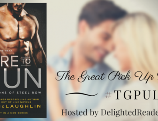 #TGPUL with Jen McLaughlin – Dare to Run #Giveaway
