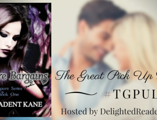 #TGPUL with Decadent Kane – Impure Bargains #Giveaway