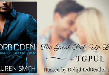 #TGPUL with Lauren Smith – Forbidden: Her British Stepbrother #Giveaway