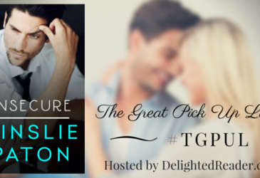 #TGPUL with Ainslie Paton – Insecure #Giveaway