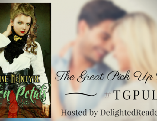 #TGPUL with Katherine McIntyre – Stolen Petals #Giveaway