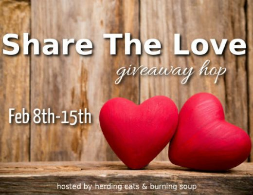 Share the Love #Giveaway Hop