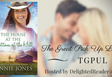#TGPUL with Jennie Jones – The House at the Bottom of the Hill #Giveaway