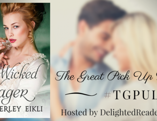 #TGPUL with Beverley Eikli – Wicked Wager #Giveaway