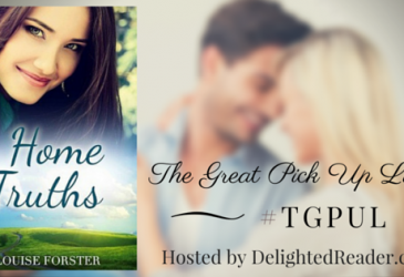 #TGPUL with Louise Forster – Home Truths #Giveaway